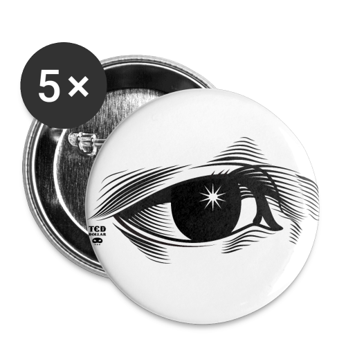 Big Brother - Badge petit 25 mm