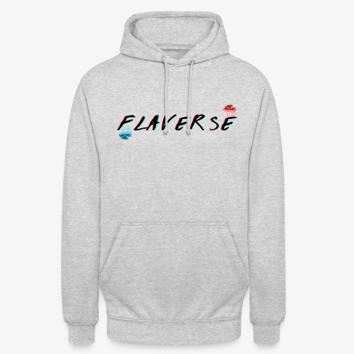 Flaverse 3D - Sweat-shirt à capuche unisexe