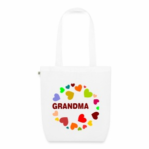 Grandma - EarthPositive Tote Bag