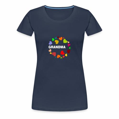 Grandma - Frauen Premium T-Shirt