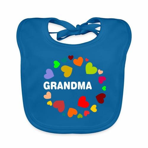 Grandma - Baby Bio-Lätzchen