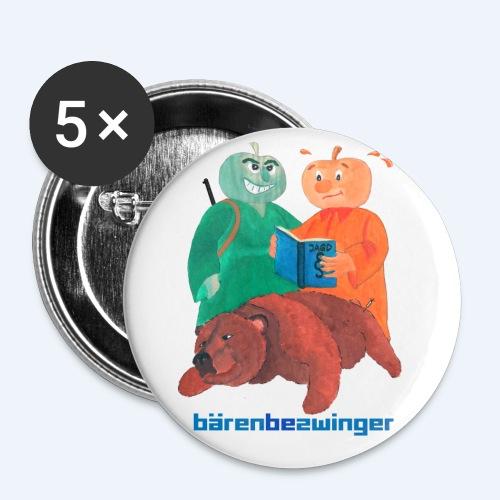 Güntz-Bäzwi-Button - Buttons groß 56 mm (5er Pack)