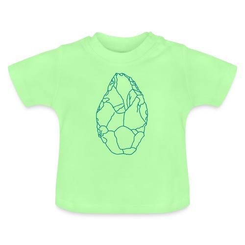 Faustkeil Steinzeit - Baby T-Shirt
