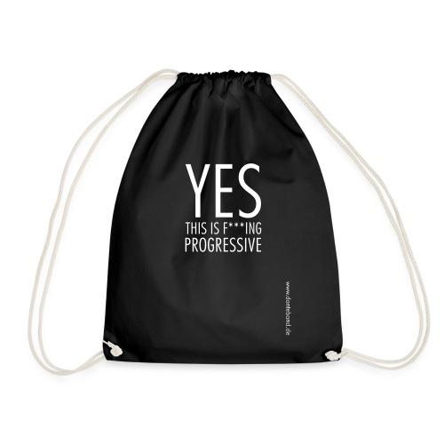 DANTE YES - Gym Bag - Turnbeutel