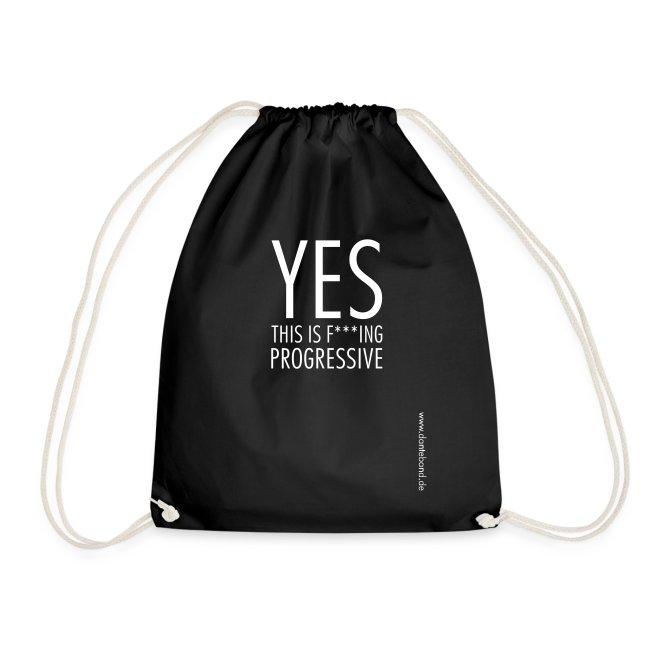 "DANTE ""YES"" - Gym Bag"