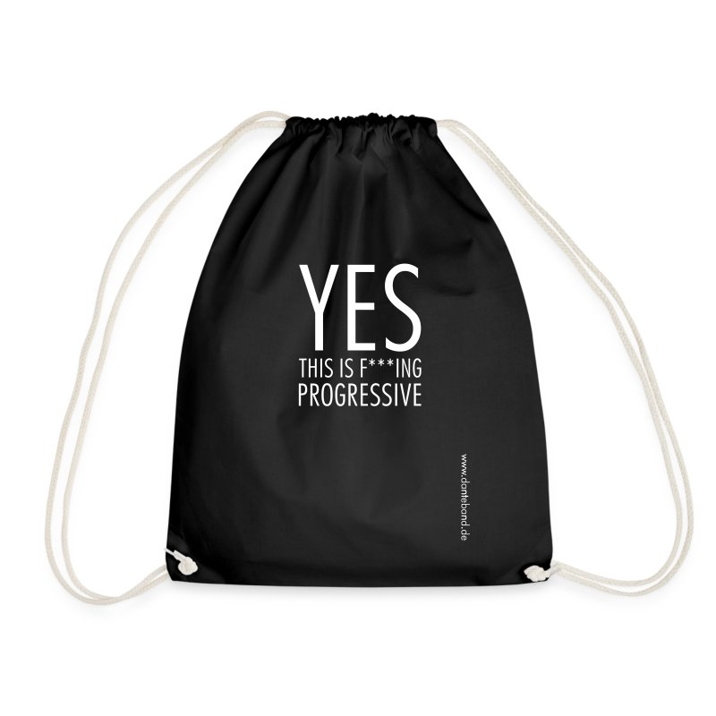 DANTE YES - Gym Bag - Turnbeutel