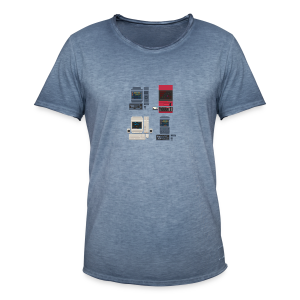 Japanese Computers - Men's Vintage T-Shirt