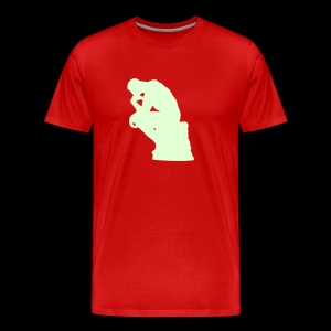 The Red Conspiratee - Camiseta premium hombre