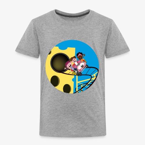 Pretparken: Muizenachtbaan - Kinderen Premium T-shirt