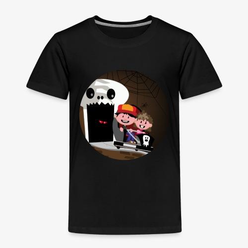 Pretparken: Spookslot - Kinderen Premium T-shirt