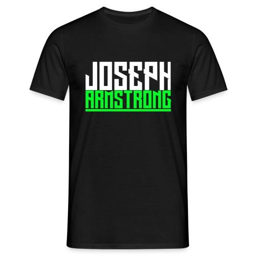 T-Shirt - Green Logo - Men's T-Shirt