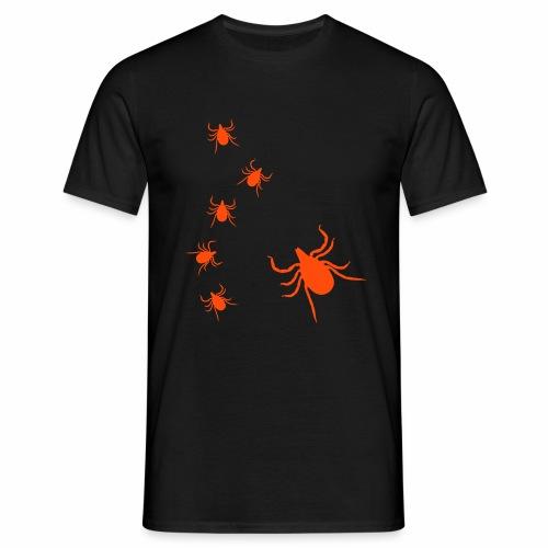 Zecken - Männer T-Shirt