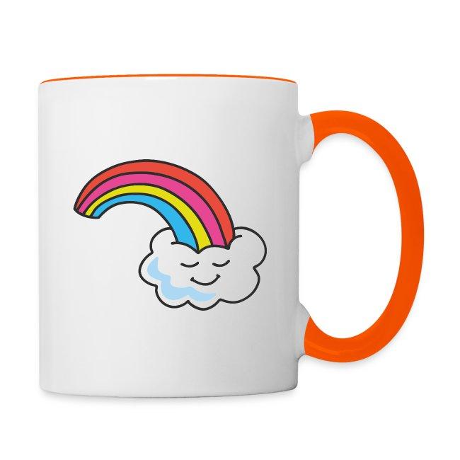 OMG Rainbow – Kaffeebecher