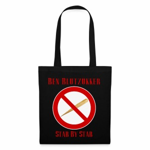 Canvas Tote Bag (Stab By Stab) - Stoffbeutel