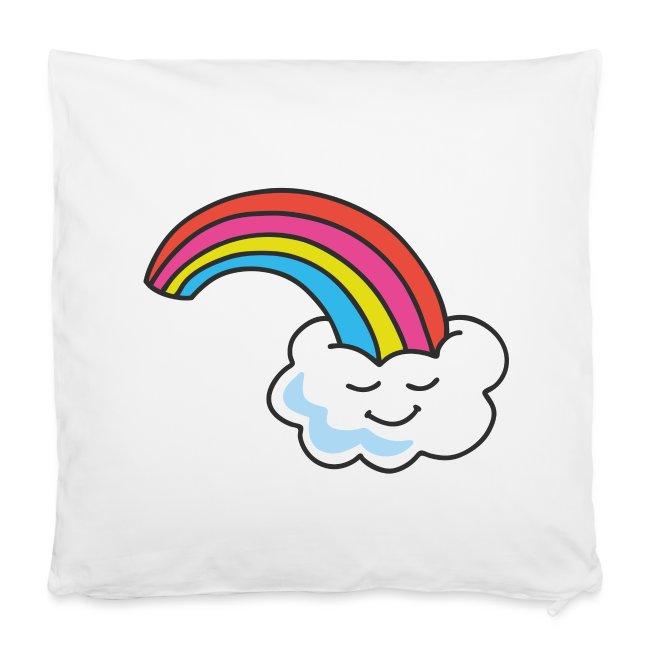 OMG Rainbow – Kissenhülle 40x40
