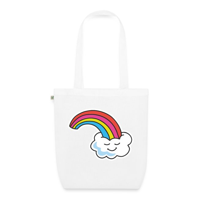 OMG Rainbow – Shopper