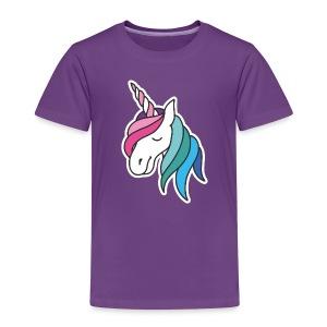 OMG Unicorn – Kindershirt - Kinder Premium T-Shirt