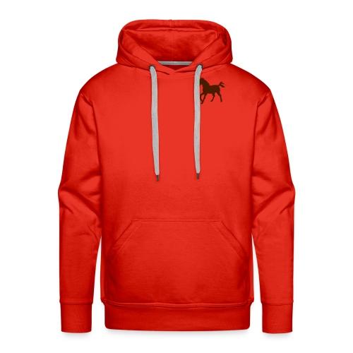 THE US adult - Sweat-shirt à capuche Premium pour hommes