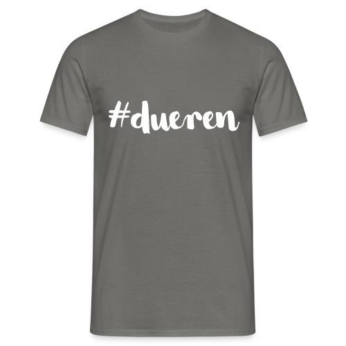 Hashtag Düren - Männer T-Shirt