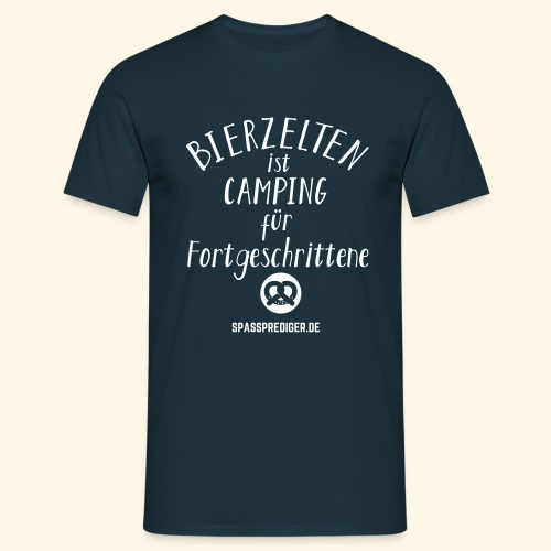 Bierzelten - das Original - Männer T-Shirt