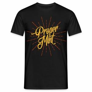 Proper Mint Men's T-Shirt - Men's T-Shirt