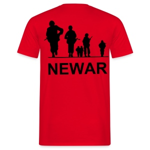 T-shirt OFFICIEL des membres de la Newar! - T-shirt Homme