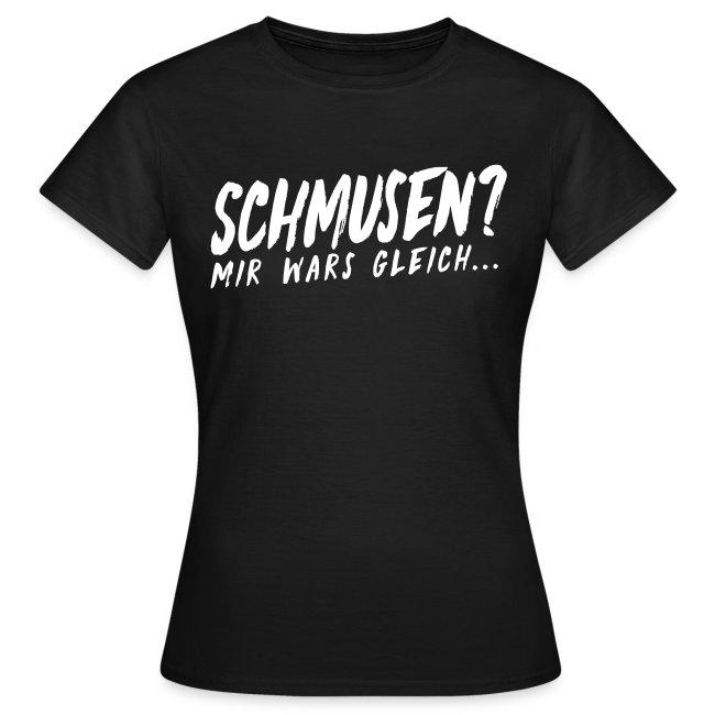 [Girls] Schmusen? Mir wars gleich!