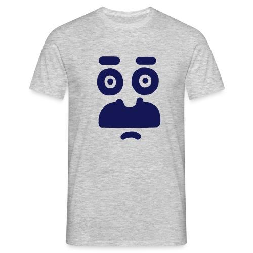 Helmi – Verunsichert - Männer T-Shirt