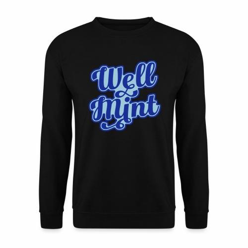Well Mint Men's Sweatshirt - Men's Sweatshirt