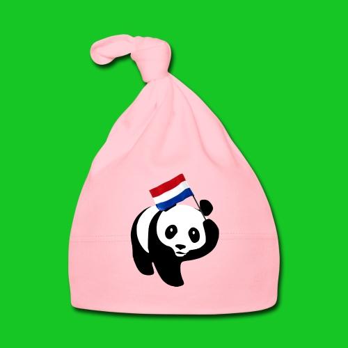 Nederlandse Panda kindermuts - Muts voor baby's