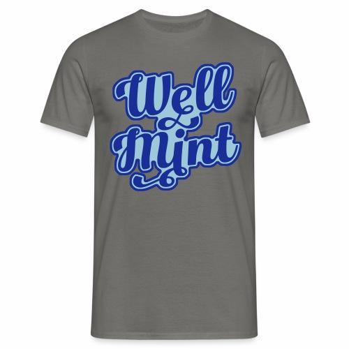 Well Mint Men's T-Shirt - Men's T-Shirt