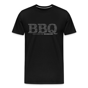 BBQ - Slang - Männer Premium T-Shirt
