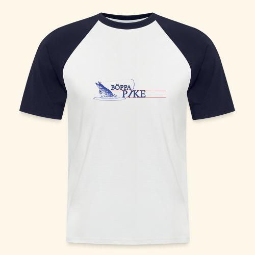 Böppa Pike Tshirt 2 - Kortärmad basebolltröja herr