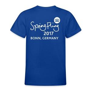 Spring Fling Children's sizes - Teenager T-Shirt