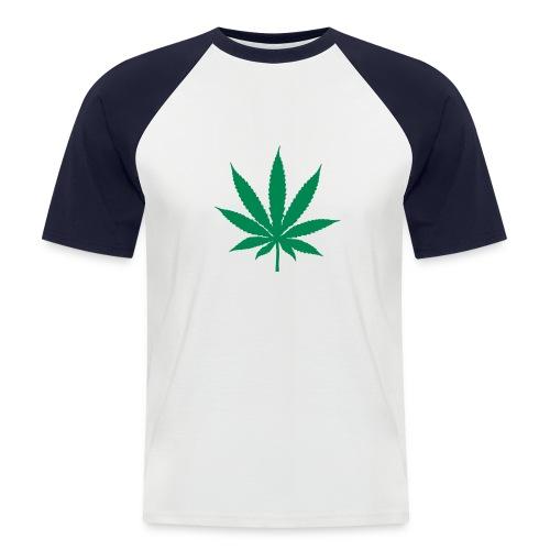 Hanfshirt - Männer Baseball-T-Shirt