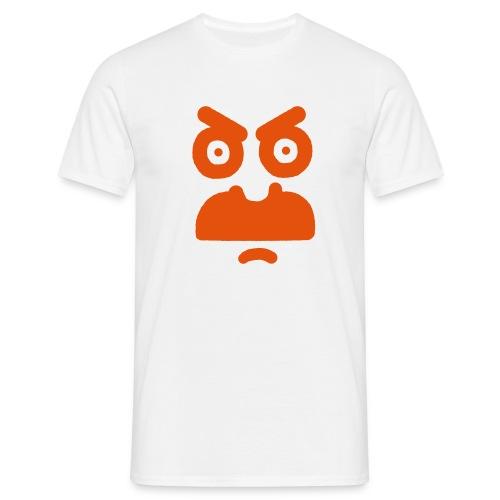 Helmi – wütend - Männer T-Shirt