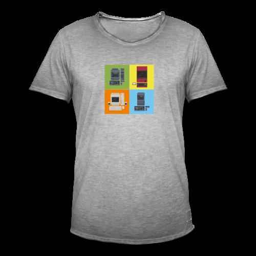 Japanese Computers - Men's Vintage T-Shirt