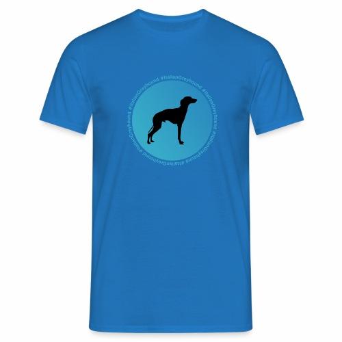 Italienisches Windspiel - Männer T-Shirt