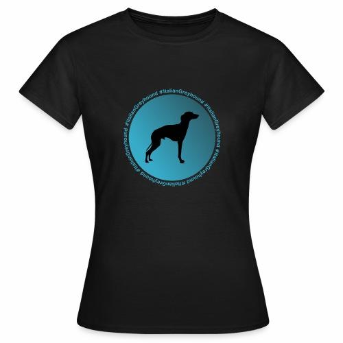 Italienisches Windspiel - Frauen T-Shirt