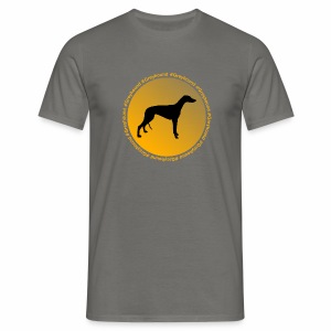 Greyhound - Männer T-Shirt