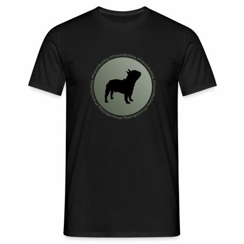 Französische Bulldogge - Männer T-Shirt