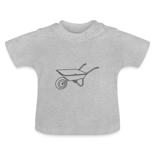 Schubkarre Karette - Baby T-Shirt