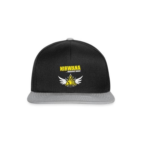 Nirwana Snapback Cap - Snapback Cap