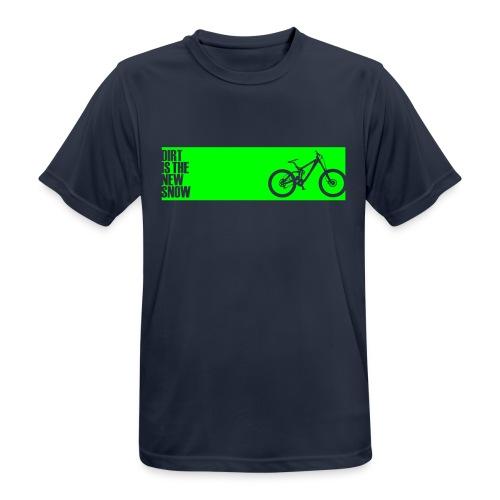 Maglia Tecnica MTB - Maglietta da uomo traspirante