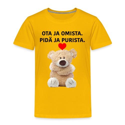 Ota ja omista - Lasten T-Paita - Lasten premium t-paita