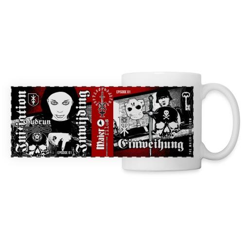 Episode 1 Mug - Mug panoramique contrasté et blanc