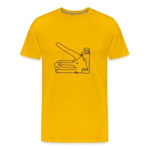 Tacker Nagler - Männer Premium T-Shirt