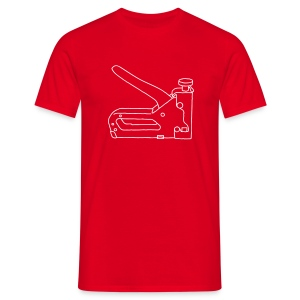 Tacker Nagler - Männer T-Shirt