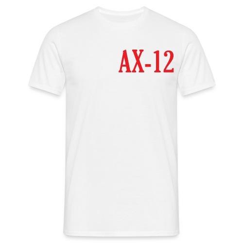 AX-12 Official - T-shirt herr