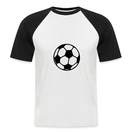 FUTBOL - Camiseta béisbol manga corta hombre